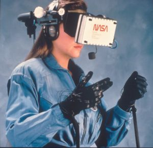 NASA using the Data Glove