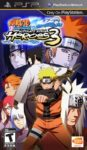 Naruto Shippuden - Ultimate Ninja Heroes 3Box