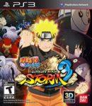 Naruto Shippuden - Ultimate Ninja Storm 3 Box