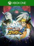 Naruto Shippuden - Ultimate Ninja Storm 4 Box