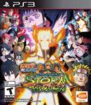 Naruto Shippuden - Ultimate Ninja Storm Revolution Box