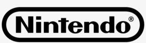 Nintendo Logo Black