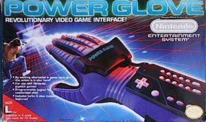 Power Glove Box