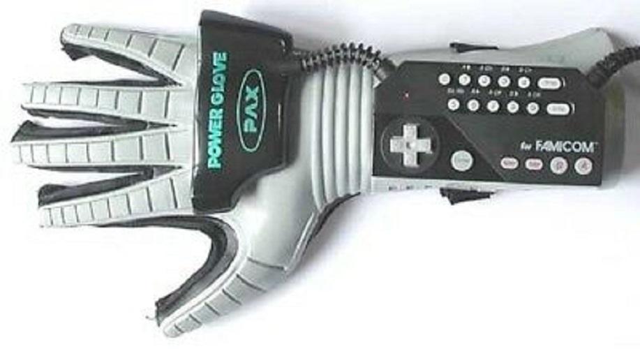 Power Glove Japan