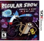 Regular Show - Mordecai & Rigby in 8-Bit Land Box