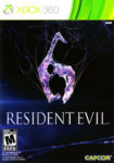 Resident Evil 6 Box