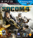 SOCOM 4 - U.S. Navy SEALs Box