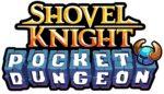 Shovel Knight - Pocket Dungeon Logo