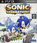 Sonic Generations Box