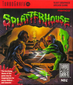Splatterhouse Box