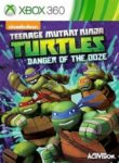 Teenage Mutant Ninja Turtles - Danger of the Ooze Box