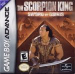 The Scorpion King - Sword of Osiris Box