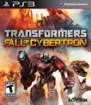 Transformers - Fall of Cybertron Box
