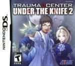Trauma Center - Under the Knife 2 Box
