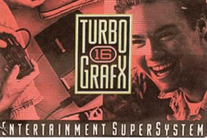 TurboGrafx-16 Box
