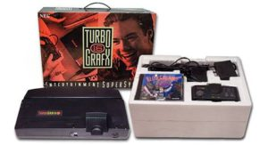 TurboGrafx-16 Console Box Content