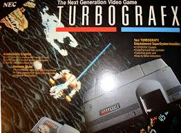 TurboGrafx-16 European Box
