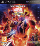 Ultimate Marvel vs. Capcom 3 Box