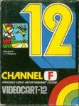 Videocart-12 Box