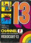 Videocart-13 Box