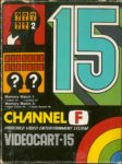 Videocart-15 Box