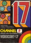 Videocart-17 Box