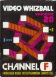 Videocart-20 Box