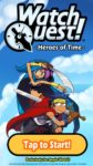 Watch Quest Heroes of Time Box