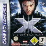 X-Men - The Official Game Box