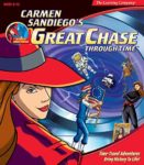 Carmen Sandiego's Great Chase Through Time Box