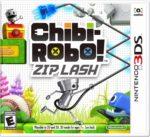 Chibi-Robo! Zip Lash Box