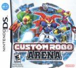 Custom Robo Arena Box