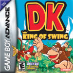 Donkey Kong King of Swing Box