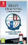 Dr. Kawashima's Brain Training for Nintendo Switch Box