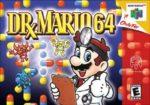 Dr. Mario 64 Box