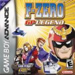 F-Zero GP Legend Box