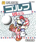 Famicom Golf US Course Box