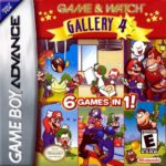 Game & Watch Gallery 4 Box