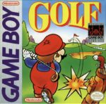 Golf Game Boy Box