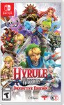 Hyrule Warriors Definitive Edition Box