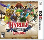 Hyrule Warriors Legends Box