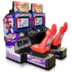 Mario Kart Arcade GP 2 Cabinet