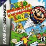 Mario Pinball Land Box