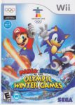 Mario & Sonic at the Olympic Winter Games Box