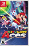 Mario Tennis Aces Box