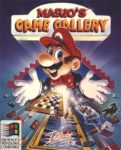 Mario's Game Gallery Box