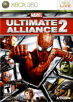 Marvel Ultimate Alliance 2 Box
