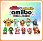 Mini Mario & Friends Amiibo Challenge Box