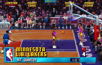 NBA Jam 2 points