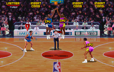 NBA Jam Tip Off